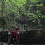 Sentiero 33 - Sbarramento per acqua
