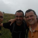 Sentiero 8 - Foto con Mucca al Monte Le Gronde