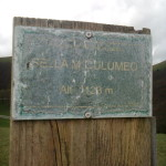 Sentiero 10 - Sella del Monte Culumeo