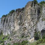 Sasso Simone e Simoncello - Sasso Simone parete sud