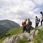 Sentiero 11 - Il Gruppo selvaggio...