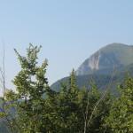Sentiero 233 - Panorama sul Monte Cucco
