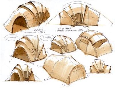 Tenda Fotovoltaica - Kaleidoscope
