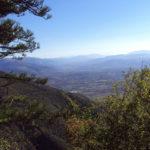 Sentiero 293 - Panorama Valle del Chiascio