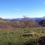 Sentiero 283 - Vista versante Marchigiano