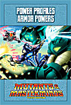 Mutants & Masterminds Power Profile: Armor Powers