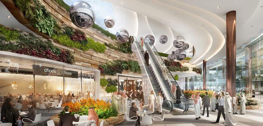 360 Mall Extension Sheikh Jaber Al Abdullah Al Jaber Al