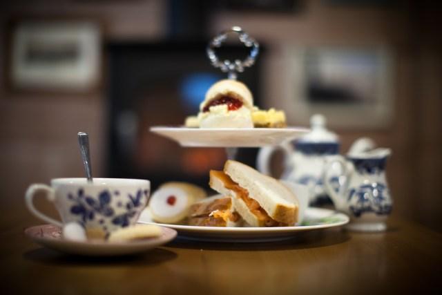 Old Toll Bar - Afternoon Tea, Gretna