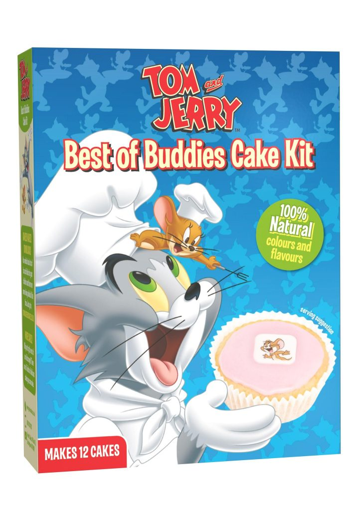 Tom And Jerry Cake Mix By Greens Cakes