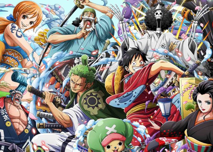 Check out this fantastic collection of luffy wano wallpapers, with 48 luffy wano background images for your desktop, phone or tablet. One Piece 3 Penjaga Utama Wano Greenscene