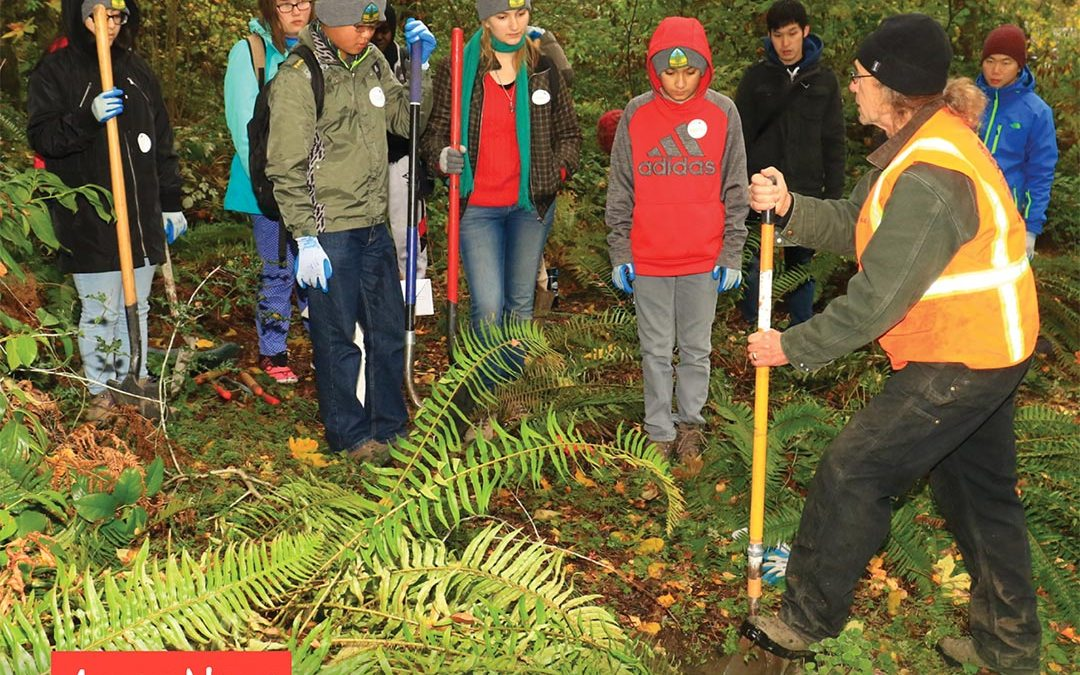 Become a Master Native Plant Steward