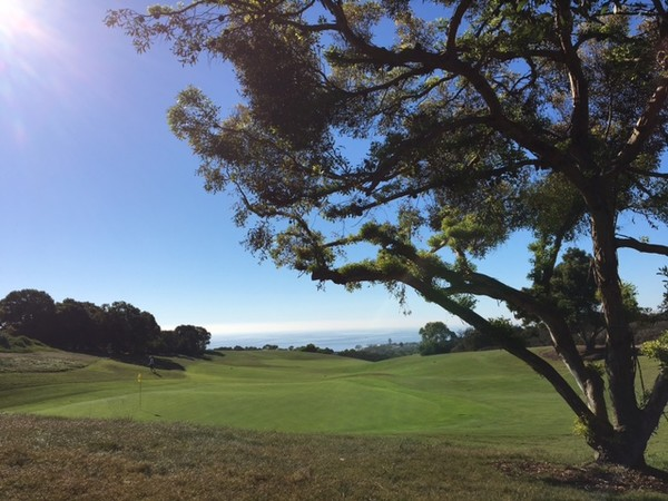 Pelican Hill Golf Club Newport Coast California
