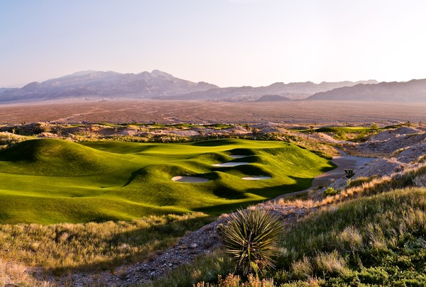 Paiute Golf Resort Wolf Course Las Vegas Nevada