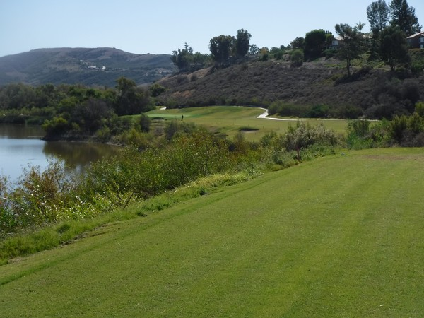 Strawberry Farms Golf Club Irvine California Hole 10