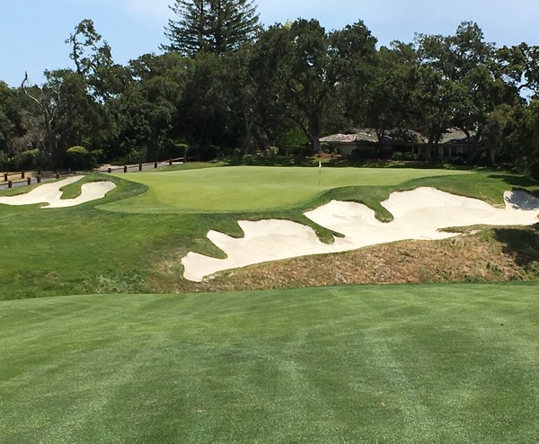 Pasatiempo Golf Club Santa Cruz California