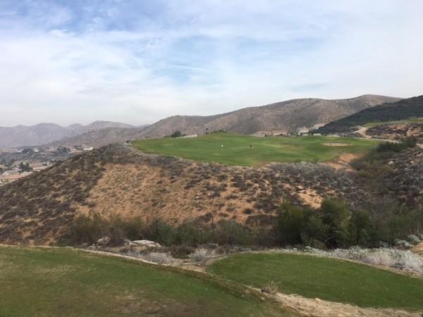 Hidden Valley Golf Club Norco California.