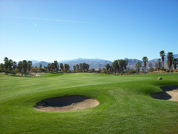 Escena Golf Club Palm Springs California Hole 11