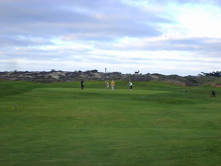 Pacific Grove Golf Links Pacific Grove California