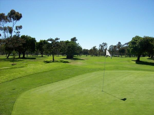 Costa Mesa Country Club MESA LINDA Course Costa Mesa California