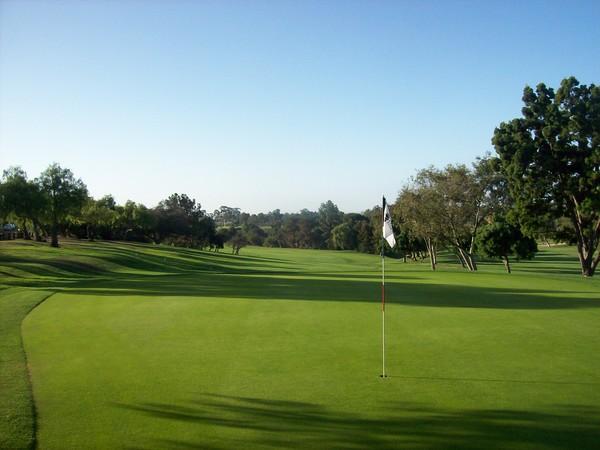 Balboa Park Golf Course San Diego California
