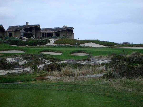 Spyglass Hill Golf Course Pebble Beach, California Hole 5