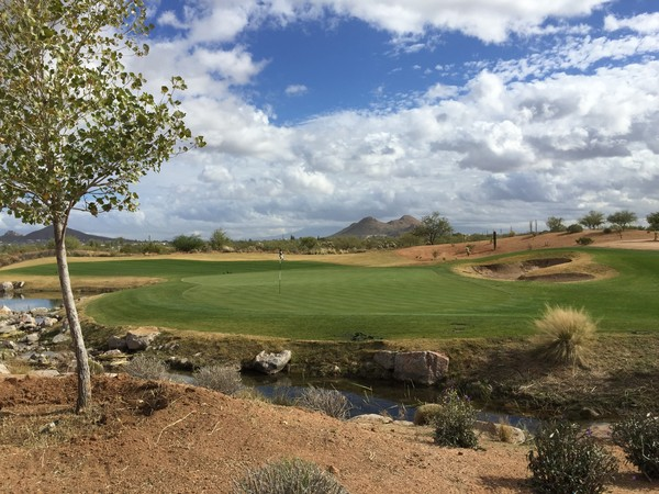 Sewailo Golf Club Tucson Arizona