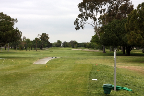 Navy Golf Course DESTROYER Cypress California Hole 14