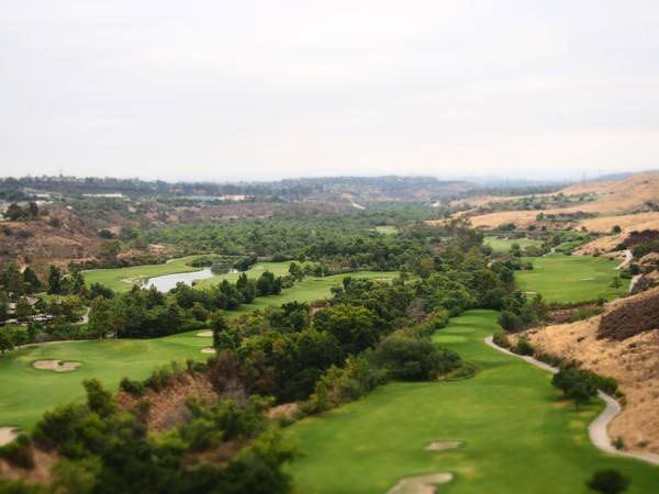 Arroyo Trabuco Golf Club Mission Viejo California Hole 15 & Hole 16