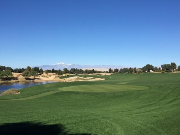 Classic Club Hole 13 Palm Desert, CA