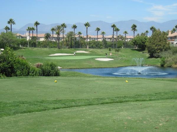 Sierra Lakes Golf Club Fontana California