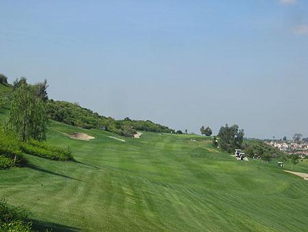 Westridge Golf Club La Habra California Hole 2