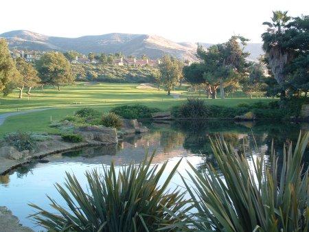 San Juan Hills Golf Club San Juan Capistrano, CA Hole 1