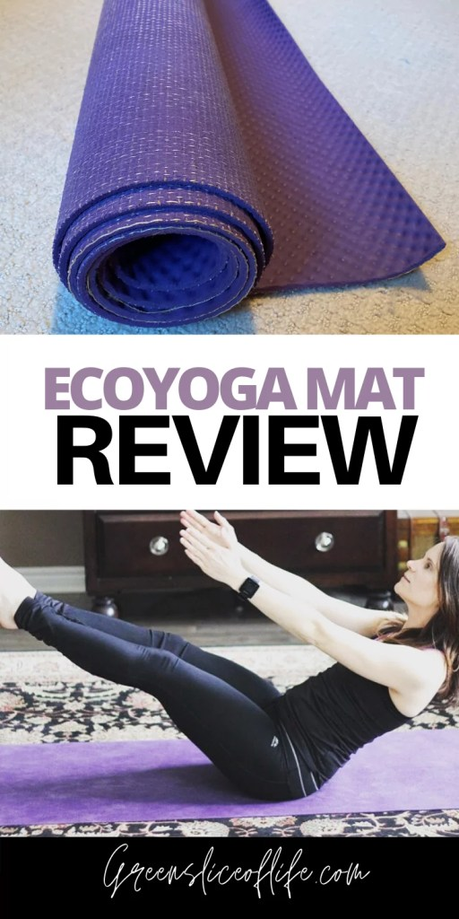 EcoYoga Mat Review