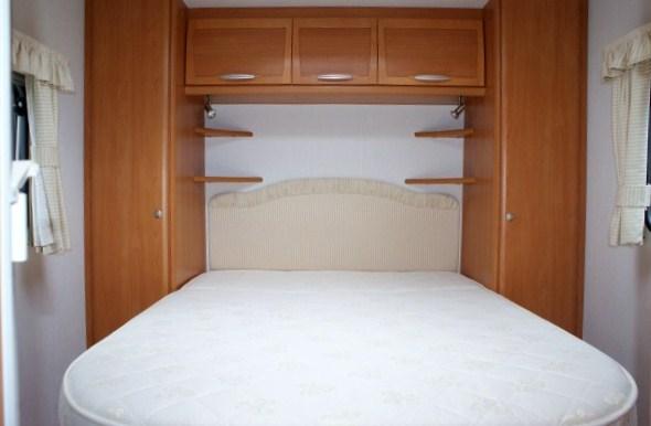 Coachman Caravan Island Bed Quilted Waterproof Mattress Protector