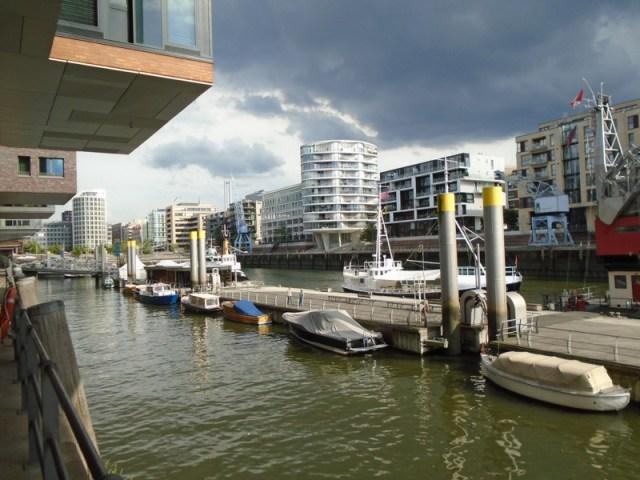 An Modernität besteht bei diesem Anblick kein Zweifel. Aber ist die Hamburg HafenCity auch nachhaltig?