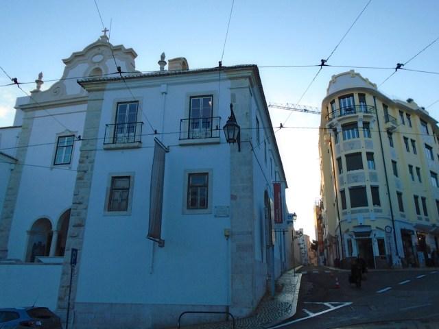 Der Konvent und das Kloster São Pedro de Alcântara im Bairro Alto in Lissabon.