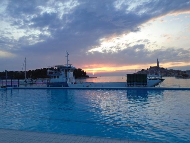 Der Klimawandel am Mittelmeer beschäftigt mich seit meinem Urlaub in der kroatischen Küstenstadt Rovinj besonders.