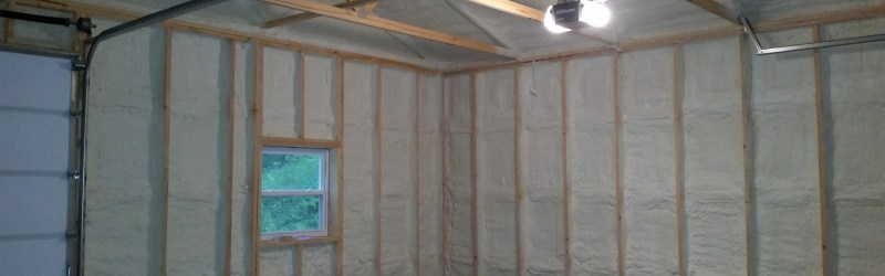 Pole Barn Spray Foam In Missouri