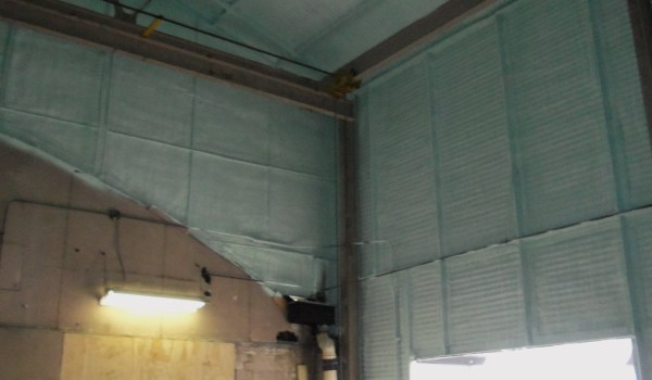 Metal-Building-Spray-Foam-Insulation-Ferguson