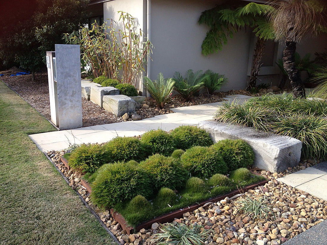 Landscaping Gallery  Green Space Design  Maintenance