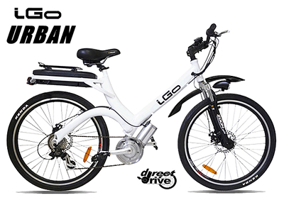 Electric Bicycle: Igo Electric Bicycle Review