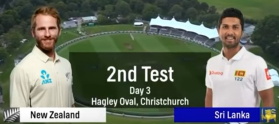 New Zealand vs Sri Lanka 2nd Test Day 3 Highlights 28 Dec 2018