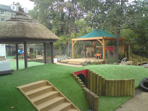 Backyard Playground Design - Home Design Ideas