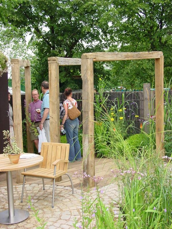 Special Needs Sensory Gardens Greenstone Design UK