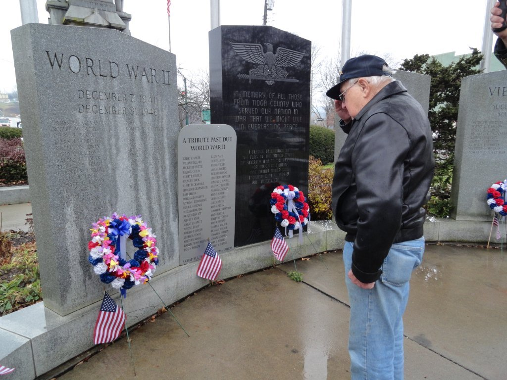 Pearl Harbor Remembrance Day Is December 7 Owego
