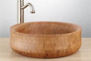 Pelican Bamboo Sink