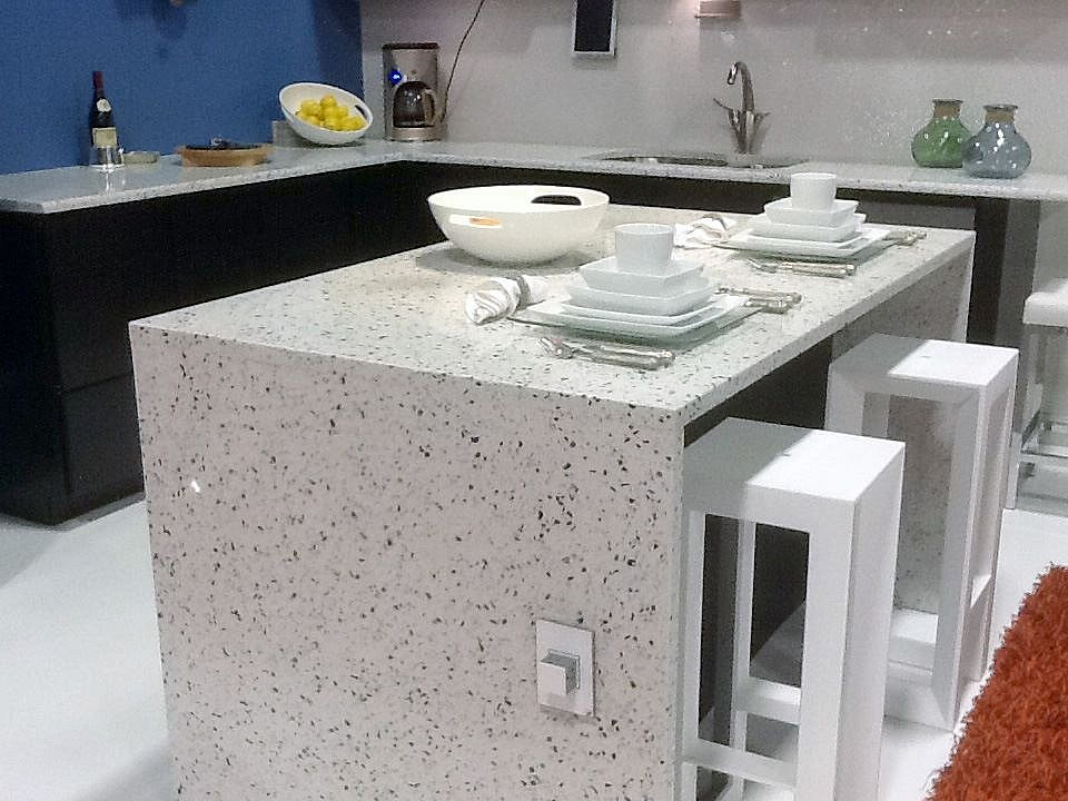 While Many Other Recycled Glass Surfacing Uses Cement As A Binder, Curava  Recycled Glass Surface Has A Resin Binder Developed For Strength, ...