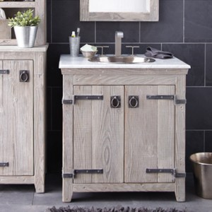 Native Trails Americana Collection Driftwood Vanity