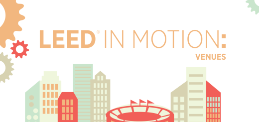 LEED in Motion Venues