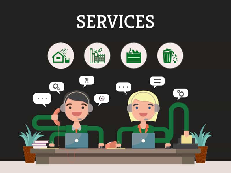 Services by GreenSutra   India